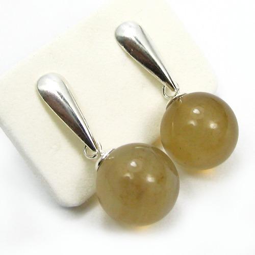 prata jóias brinco