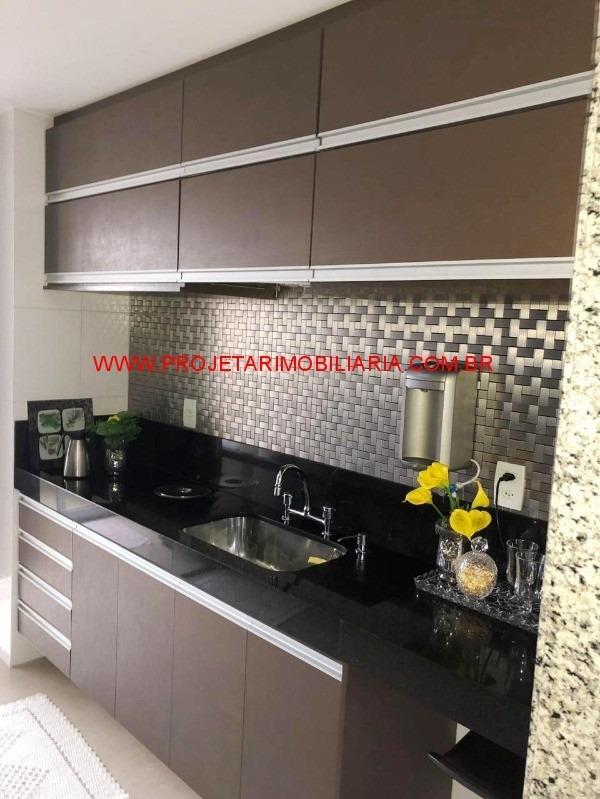prata/n.iguaçu, apartamento mobiliado com 3 quartos c/suíte e closet, garagem e lazer. - ap00294 - 34175469
