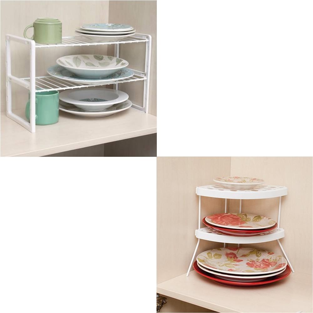 41654ee7a Prateleira Aramada Dupla Armário Cozinha Closet + Prat Canto - R  63 ...