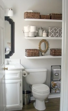 Prateleira Banheiro 170x40x4 5 Sob Medida P Pia Banheiro