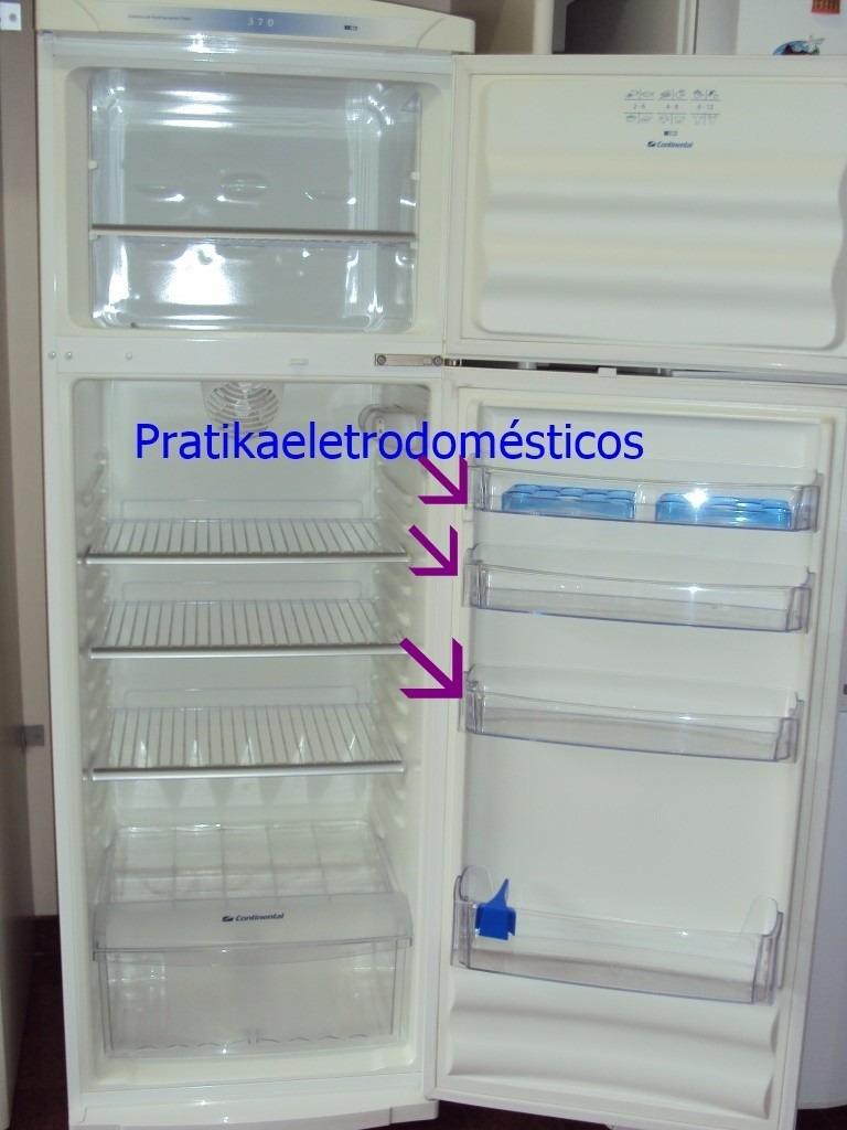 ca4305c0c Prateleira Da Porta Do Refrigerador Continental 370 Rsv (mp) - R  89 ...