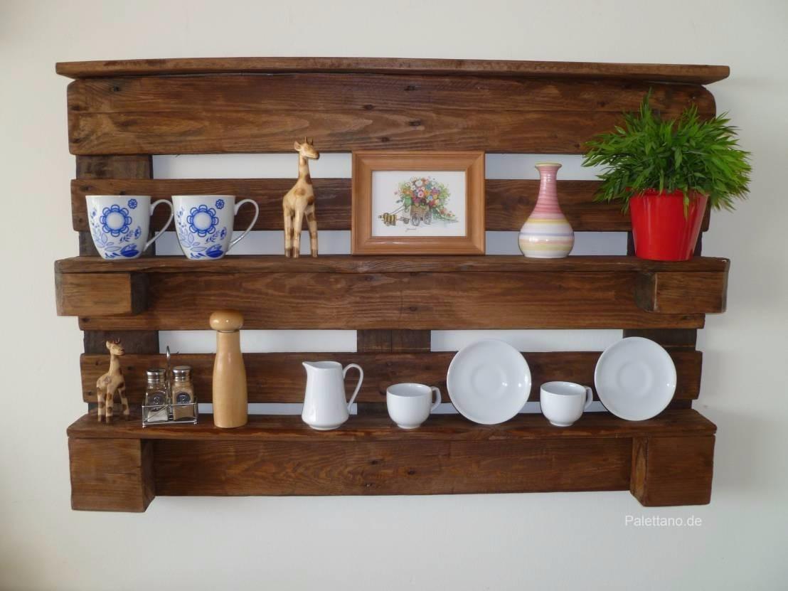 Prateleira De Pallets Paletes Palete Palets De Cozinha R 140  ~ Prateleiras De Paletes Para Quarto