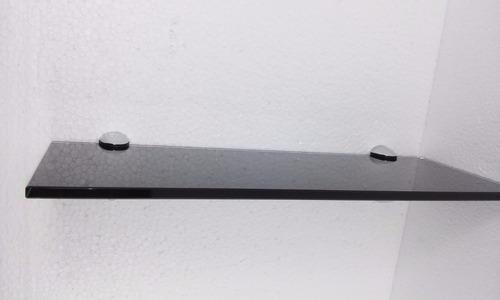 prateleira de vidro 8 mm suporte tucano vidro pintado lindas