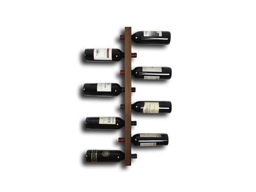 prateleira de vinhos e bebidas adega maciça por unidade