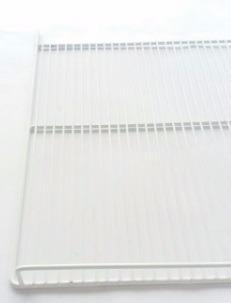 prateleira grade 43x43 cm (metalfrio vb 18) (gelopar)