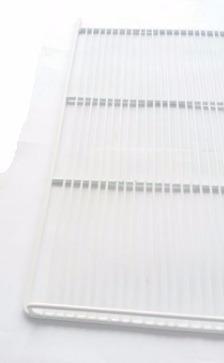 prateleira grade refrigerador 54x55 metalfrio vn50 gelopar