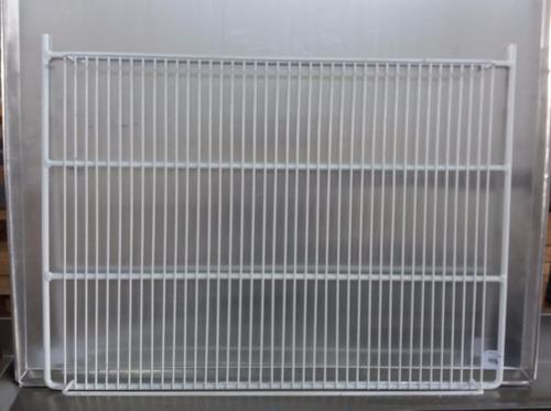 prateleira grade refrigerador 56x48 c/suporte