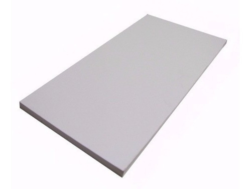 prateleira mdf branco 90cmx20cm suporte invisivel