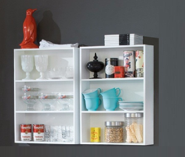 Prateleira nicho armario organizador cozinha r 135 00 - Organizador armario ...