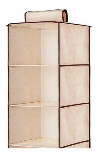 prateleira vertical de guarda roupa organizador de armario m