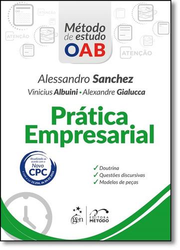 prática empresarial - série método de estudo oab