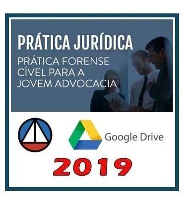 prática forense cível para a jovem advocacia 2019 e 18.