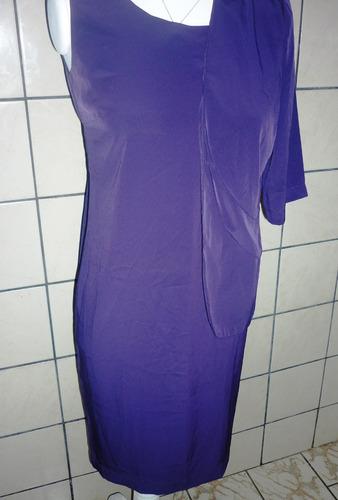 prático vestido com casaquinho da jard-mod.