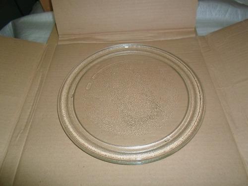 prato de forno microondas lg mw209dc 19 litros com 25 centím