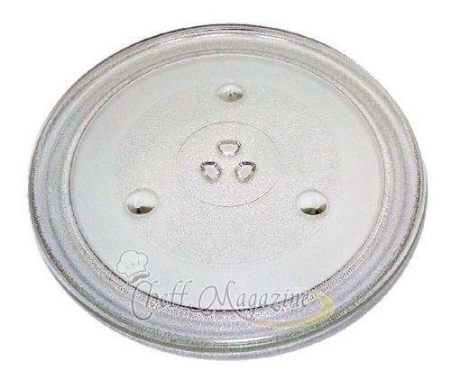 prato de microondas panasonic nn g43 / nn-g43 / nng43 - 24cm