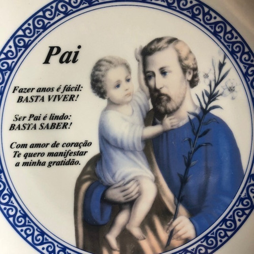 prato porcelana pai 24,5cm