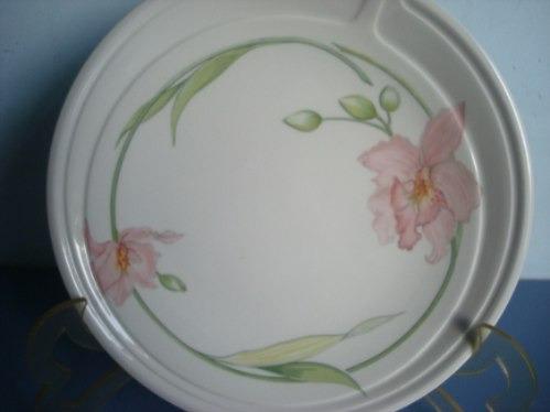 pratos de sobremesa ingles johnson brothers -orquidea