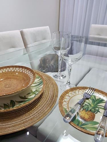 pratos pineapple natural porto brasil raso fundo sobremesa 6
