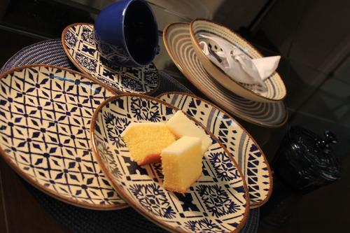 pratos rasos porto brasil asteca 6 unidades