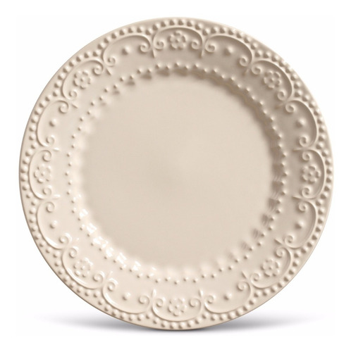 pratos rasos porto brasil esparta cru 12 unidades