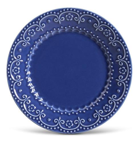 pratos rasos porto brasil esparta todas as cores 6 unidades