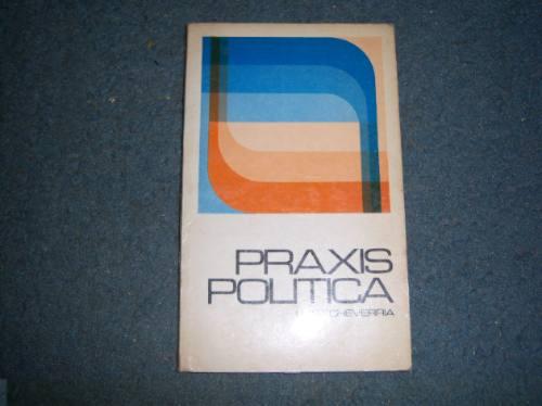 praxis politica - luis echeverria n° 25