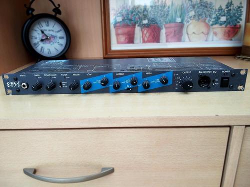 pre amplificador de bajo ebs ebs-1 v1 de colección