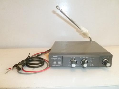 pre amplificador de hf, modelo fra-7700