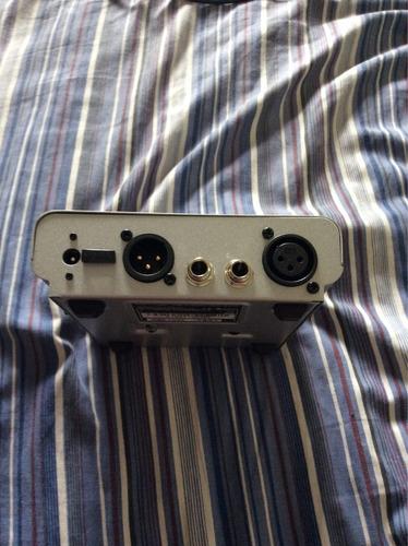 pré amplificador mic