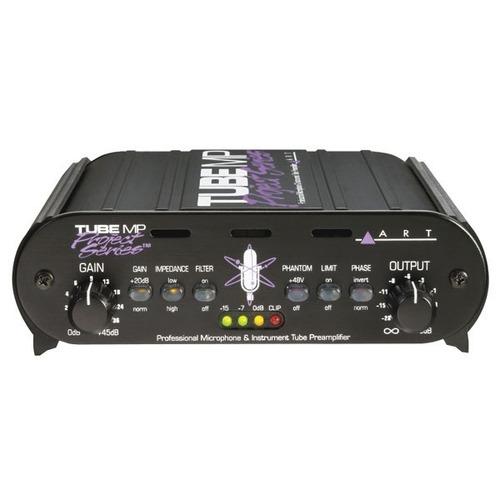 pre amplificador microfono