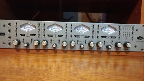 pré amplificador universal audio 4-710d