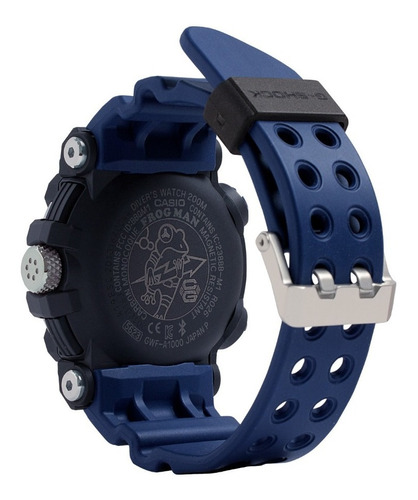 *pre-compra* casio g-shock frogman master of g gwf-a1000-1a2