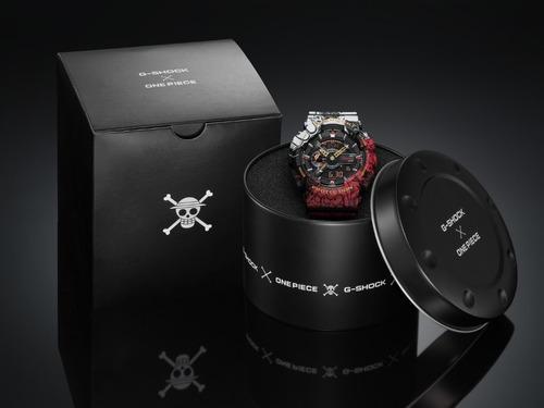 pre compra modelo edicion especial one piece ga-110jop-1a4