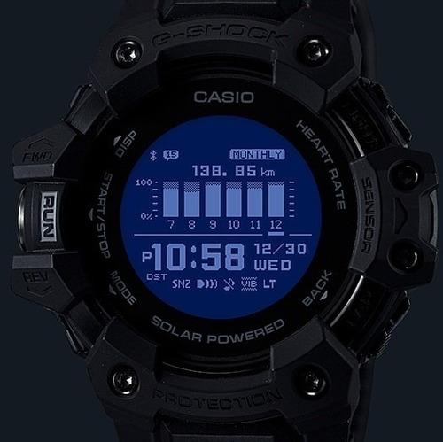 *pre-compra* reloj casio g-shock gbd-h1000-1 heart monitor