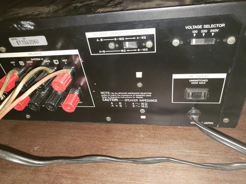 pré e power sansui c2102 e b2102 serve marantz yamaha akai