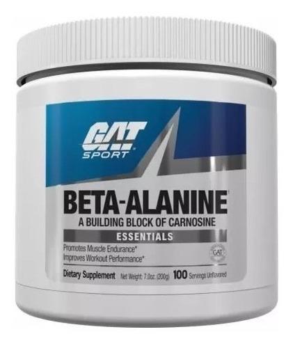 pre entreno beta alanina 200 gramos (100 servicios)