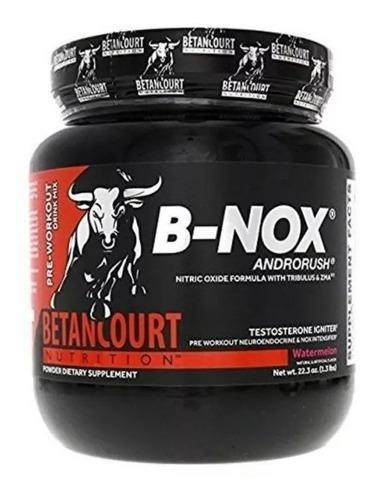 pre entreno bullnox b-nox (35 servicios) varios sabores!