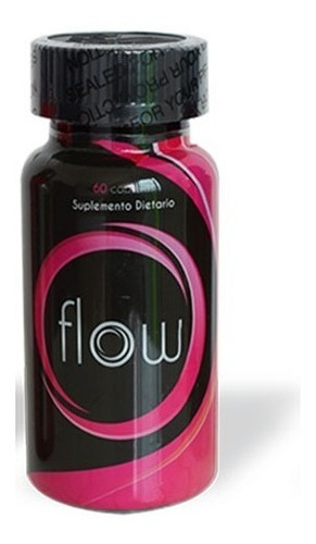 pre entreno flow suplemento dietario oxidador de grasa