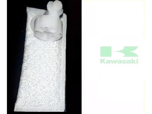 pré filtro bomba combustível gasolina kawasaki ninja 250