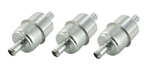 pré filtro tela inox  alta vazão p/ mangueira 12mm kit c/3