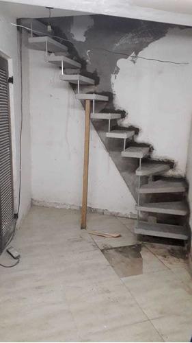 pré moldada escada