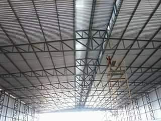 pré moldado barracão e estruturas metálicas