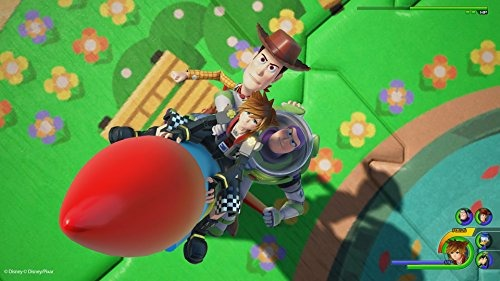Pre Orden Video Juego Kingdom Hearts Iii Playstation 4