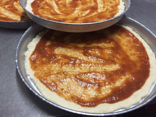 pre pizzas caseras