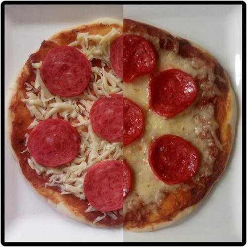pre pizzas listas para hornear prepizza margarita pepperoni