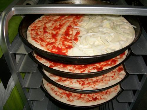 pre-pizzas pizzetas