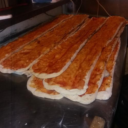 pre pizzas pizzetas y pizzas por metro