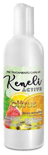 pre tratamiento capilar sin sal keneli active