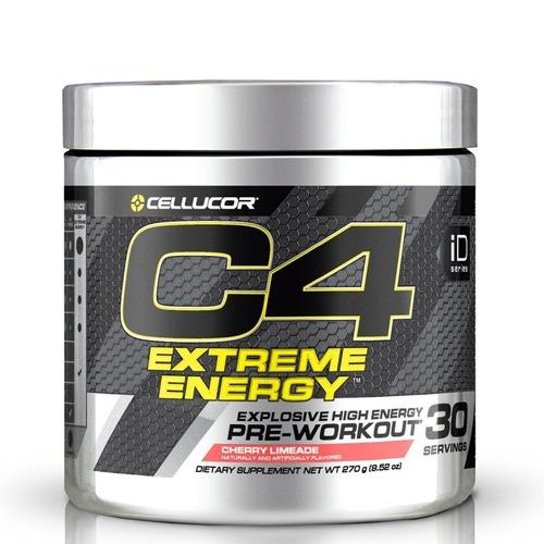 pre treino c4 extreme energy  - importado - envio rapido!