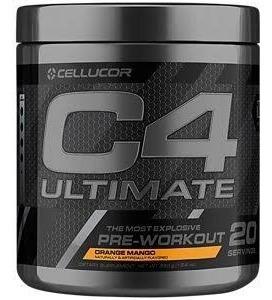pré treino c4 ultimate 20 doses importado!!